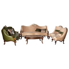 Neo-Classic Living Room (5 PIECES), 20th Century