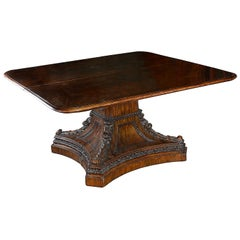 Neoclassical Extending Dining Table, circa 1840