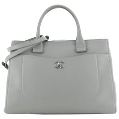 Neo Executive Tote Grained Calfskin Medium