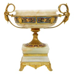 Neo-Greek Style Cup by Ferdinand Barbedienne and Louis-Constant Sévin