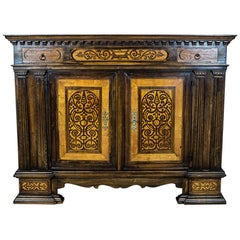 Neo-Renaissance Commode or Cupboard from the 19th Century