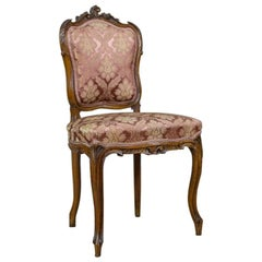 Neo-Rococo Chair from the Interwar Period