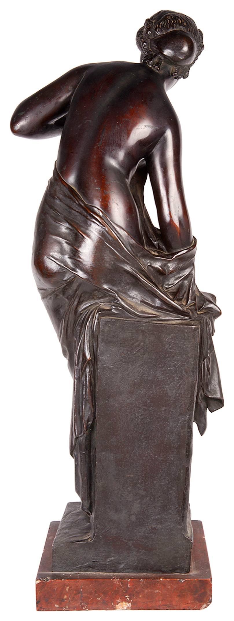 New Latex Mould Art Deco lady plaque  23 x10 cm