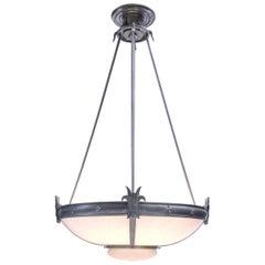 Neoclassical Ceiling Pendant