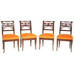 Neoclassical Chairs, Early 19th Century