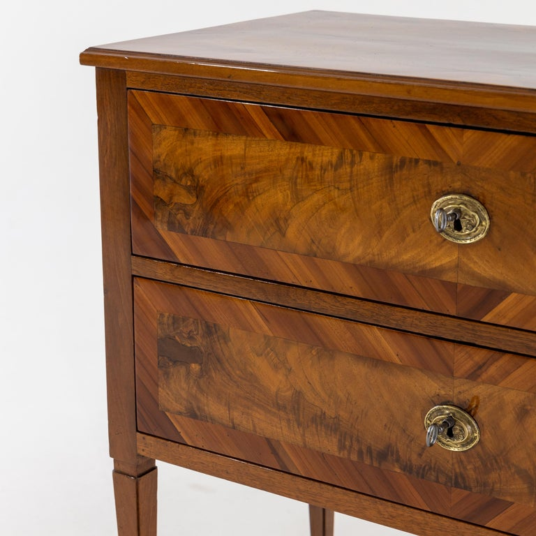 Neoclassical Chest of Drawers, Late 18th Century 1