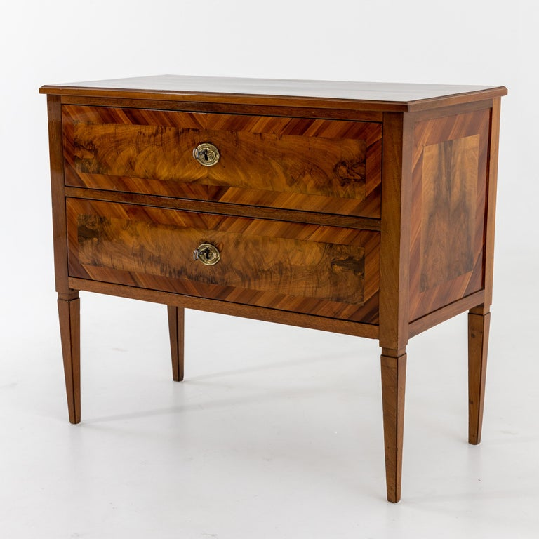 Neoclassical Chest of Drawers, Late 18th Century 2