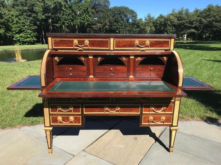 Empire  Neoclassical Desk For Sale