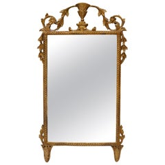 Neoclassical Giltwood Mirror