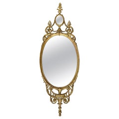 Neoclassical Giltwood Mirror, circa 1900
