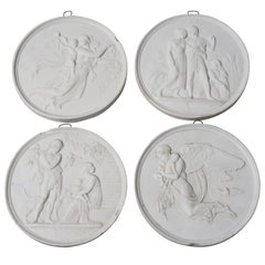 Neoclassical Medals, Italy, 19th Century