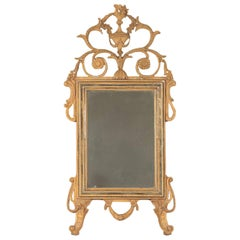 Neoclassical Mirror Italy Piedmont, Late 18th Century