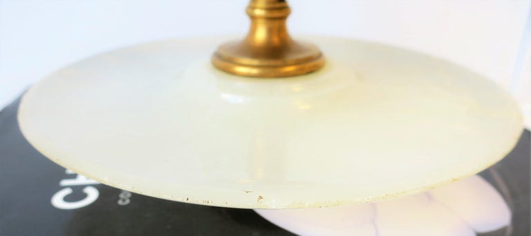 Neoclassical Onyx and Dore Bronze Inkwell For Sale 9