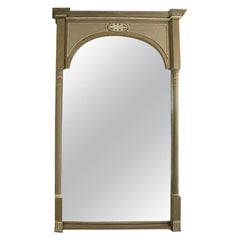 Neoclassical Painted Mirror 'View Large Assortment of Mirrors'