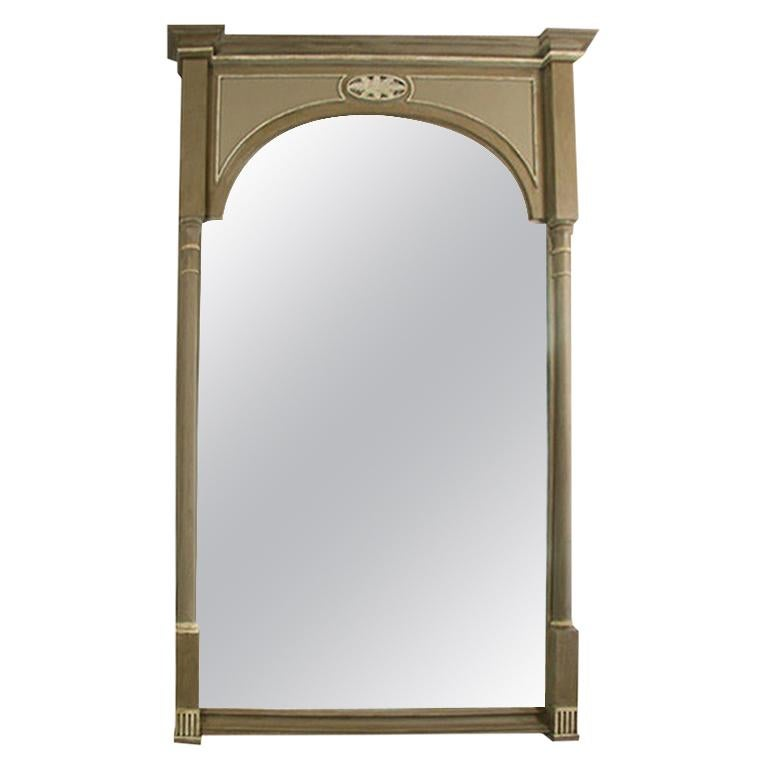 Neoclassical Painted Mirror 'View Large Assortment of Mirrors' For Sale
