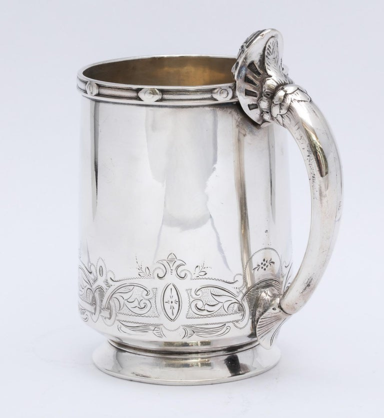 Neoclassical Sterling Silver Child's Cup/Mug by Gorham For Sale 8