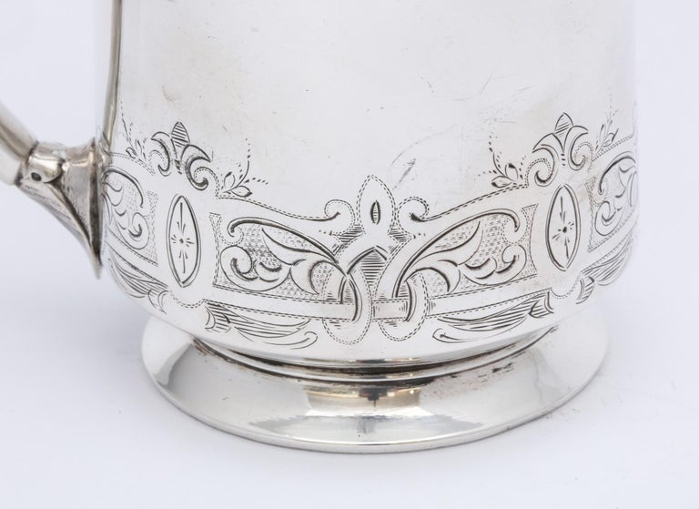 Neoclassical Sterling Silver Child's Cup/Mug by Gorham For Sale 2