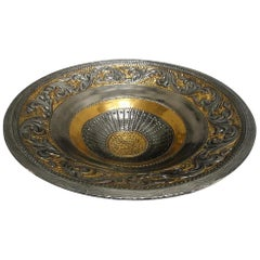 Neoclassical Style Ceramic Centrepiece from Marioni, Italy