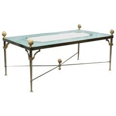 Neoclassical Style Coffee Table from Ritz-Carleton, Montreal
