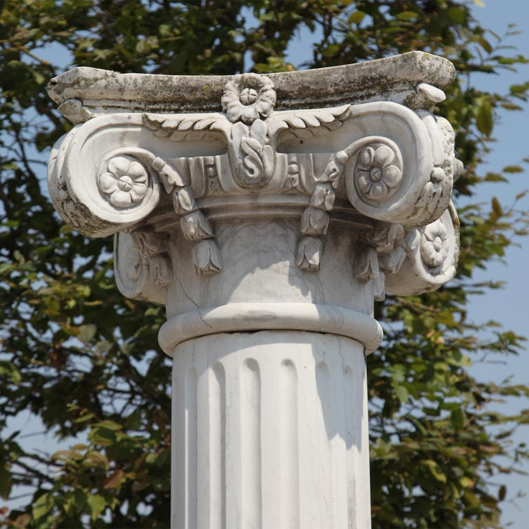 Contemporary Neoclassical-Style Column For Sale