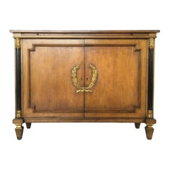 Neoclassical Style Italian Two-Door Sideboard