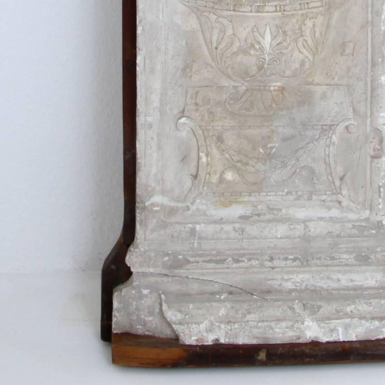 European Neoclassical Style Relief, Second Half of the 19th Century For Sale