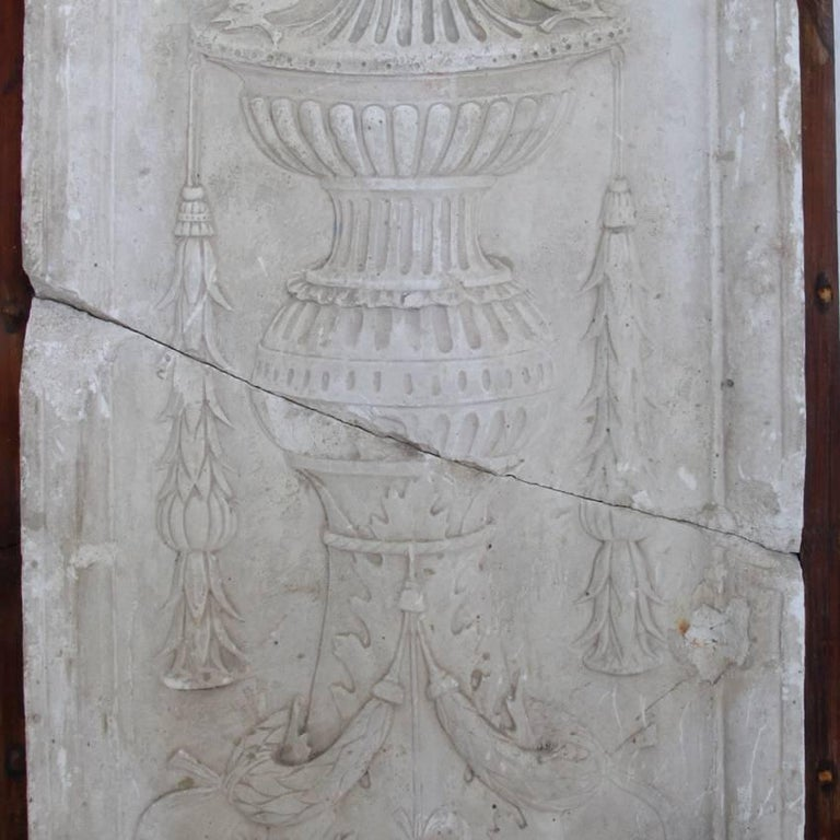 Neoclassical Style Relief, Second Half of the 19th Century For Sale 1