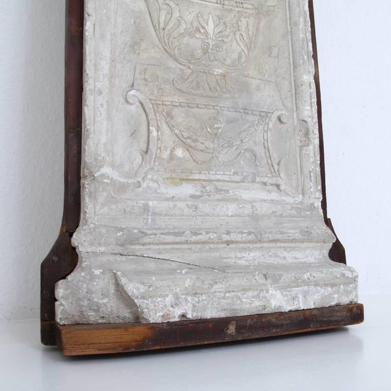Neoclassical Style Relief, Second Half of the 19th Century For Sale 2