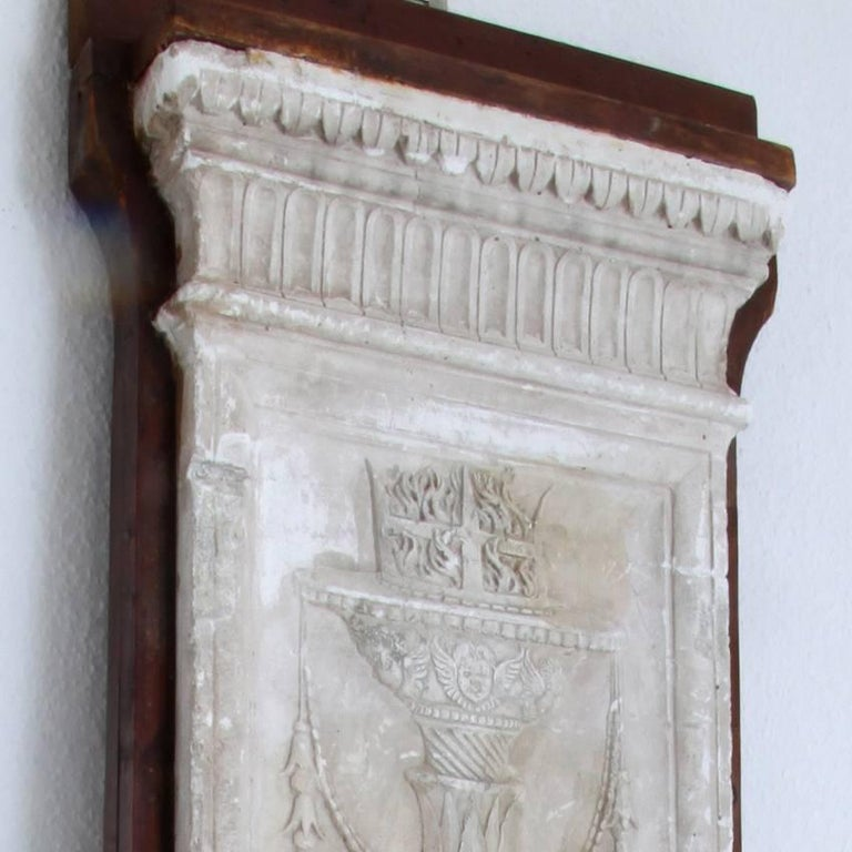 Neoclassical Style Relief, Second Half of the 19th Century For Sale 3