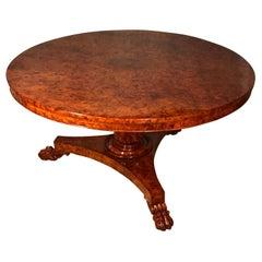 Biedermeier Table, Berlin, 1820