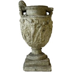 Neoclassical Urn Sculpture or Planter