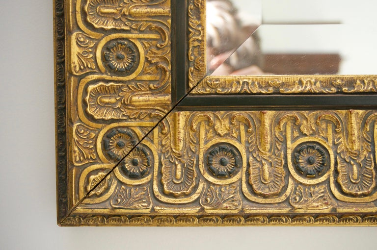 Neoclassical Revival Neoclassical Wall Mirror For Sale