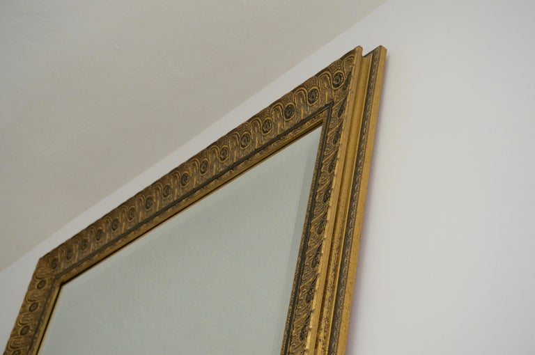 American Neoclassical Wall Mirror For Sale