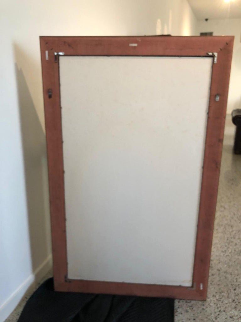 Neoclassical Wall Mirror For Sale 1