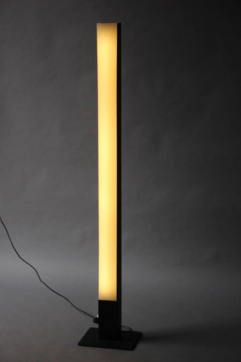 hot sale online c2fdb 245df Neon and Plexiglas Floor Lamp