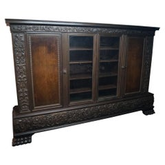 Neorenesans Bookcases Oak from 1920