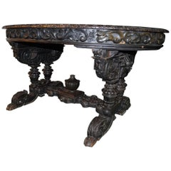 Neorenesans Table from 1900