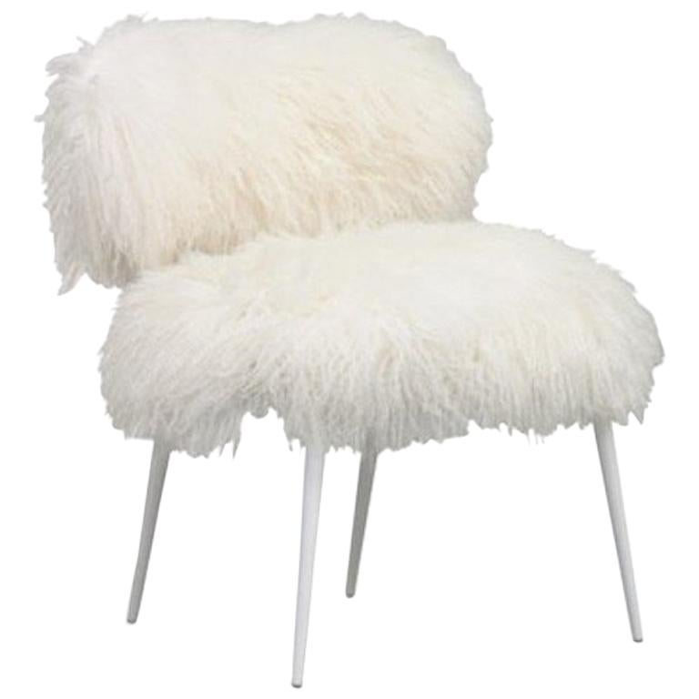 Baxter nepal dining chair in white by paola navone for for Baxter paola navone