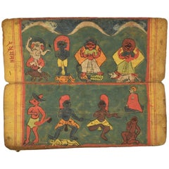 Nepalese Book Illumination, circa 1900