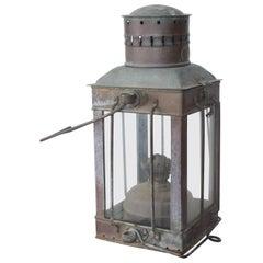 Neptune N R Brass Ship Lantern Industrial
