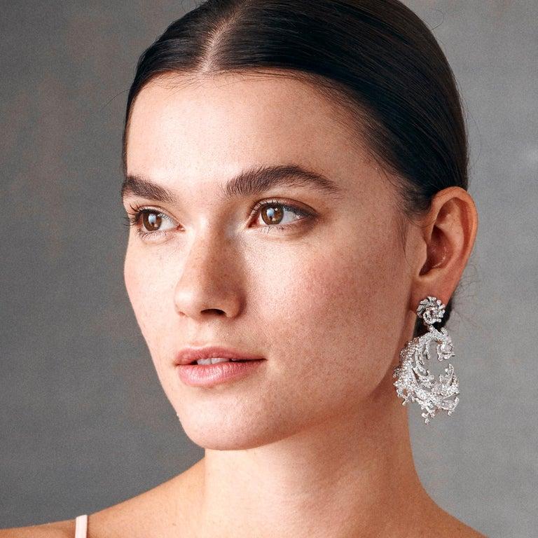Women's Nerissa Earrings by Neha Dani For Sale
