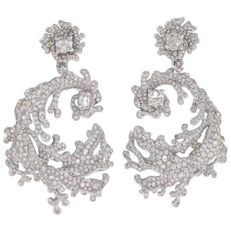 Nerissa Earrings by Neha Dani For Sale
