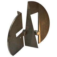 Nerone e Patuzzi / NP2 Sculpture C14 for Forme e Superfici Midcentury, 1972