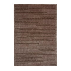 Neruda Carpet, Hand Knotted in Wool and Silk, 150 Kpi, Matteo Ragni