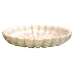 Nessa Bowl in Natural Ceramic by CuratedKravet