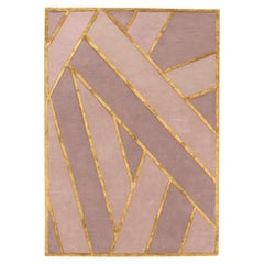 Nesso Large Rug Lavender by Matteo Cibic