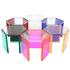 Nest of Tables by Vasa Mihich