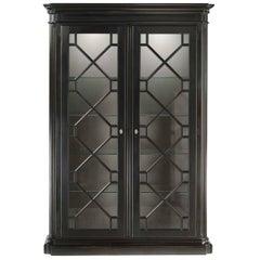 Nest Two-Door Glass Cabinet