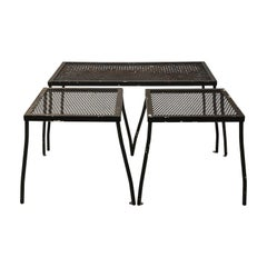 Nesting Table Set by Russell Woodard