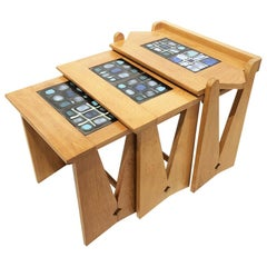 Nesting Tables by Guillerme et Chambron